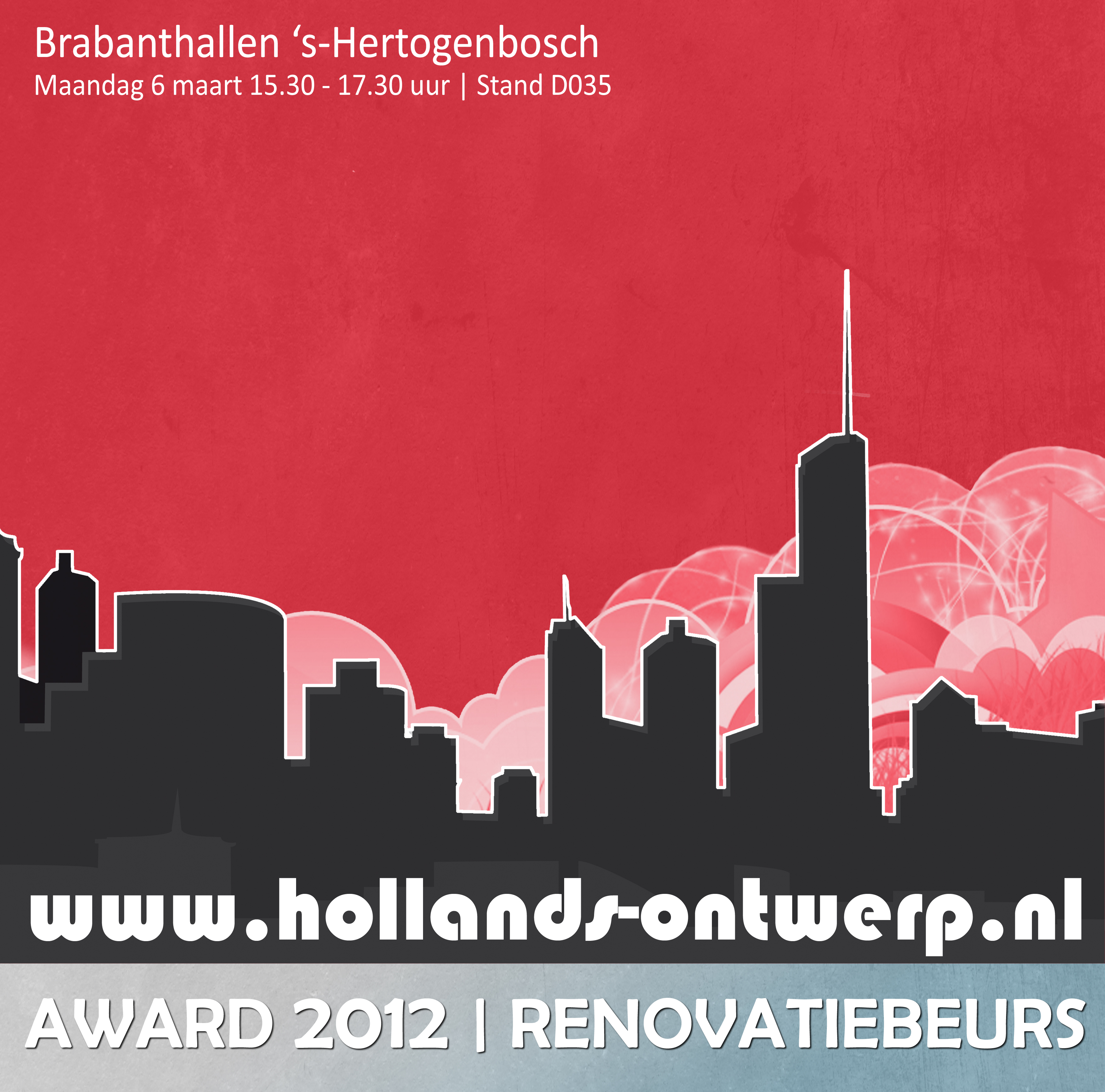 Poster hollands-ontwerp 2012