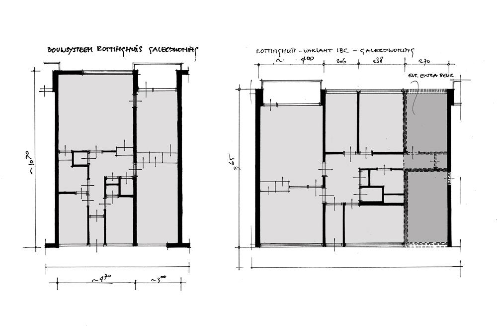 BouwhulpGroep Systeemwoning Rottinghuis - galerij gecombineerd